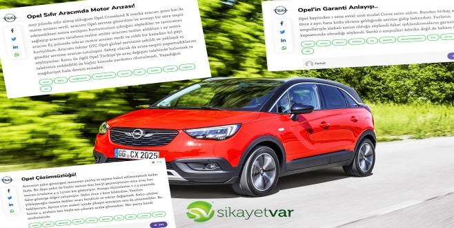 """""""Opel'de Çözüm Mümkün Değil"""""""