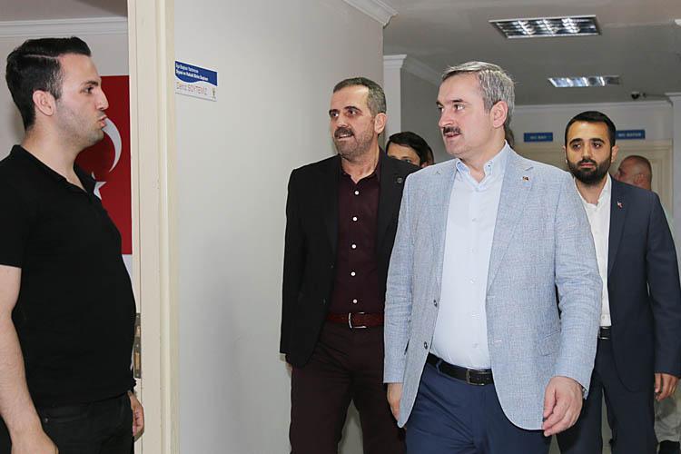Bayram Şenocak, Beykoz'u Süzdü!