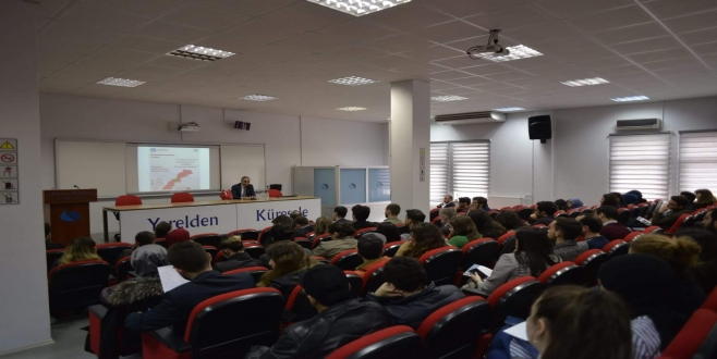 Frankofoni Haftası 7 Diplomatın Katılımıyla Marmara Üniversitesi'nde Kutlandı.