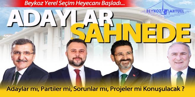 Beykoz'da Seçimi Hangi Aday Kazanacak?