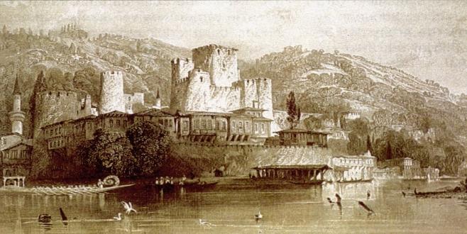 Anadoluhisarı Kalesi Tarihini Biliyor musunuz?