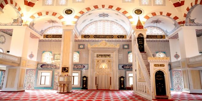 Beykoz'un Camileri de Pırıl Pırıl