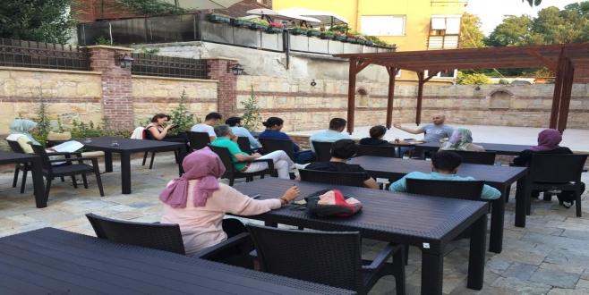 Beykoz'da Şiir Müzesi Edebiyat Çınarlarını Canlı Tutuyor