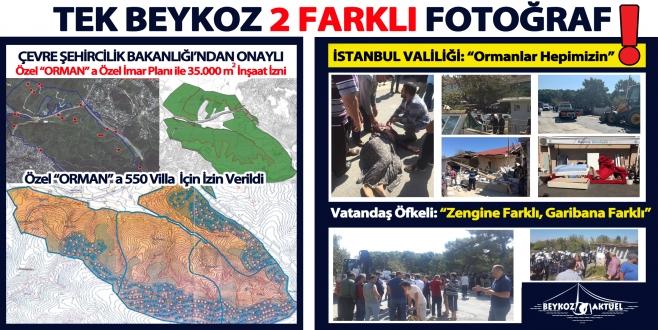 Yıkımlar Sonrası Beykoz'da Adaletsizlik Sesleri