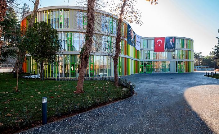 Beykoz'un model okulunu Milli Eğitim Bakanı açtı!