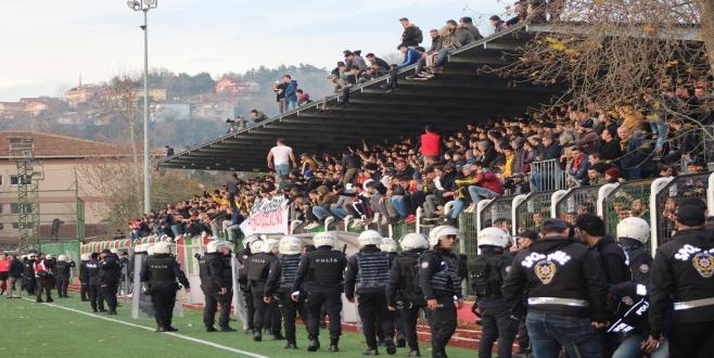 Beykoz Spor Taraftarları Sahipsiz Değildir!