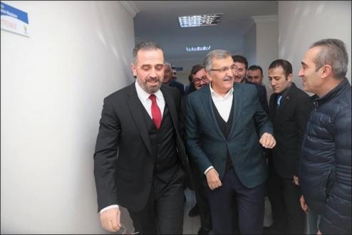 AK Parti Murat Başkana Cevabı Twitterdan Verdi!