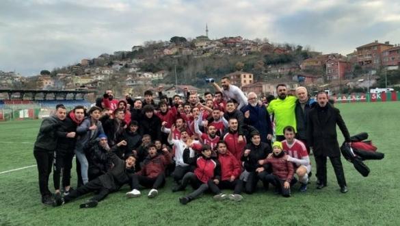 Kanlıcaspor Süper Amatör Lige çıktı!