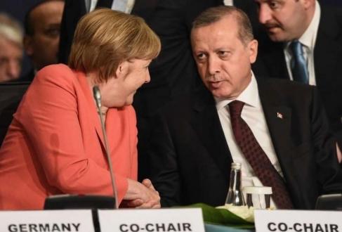 Erdoğan ve Merkel Beykoz'da görüşecek!