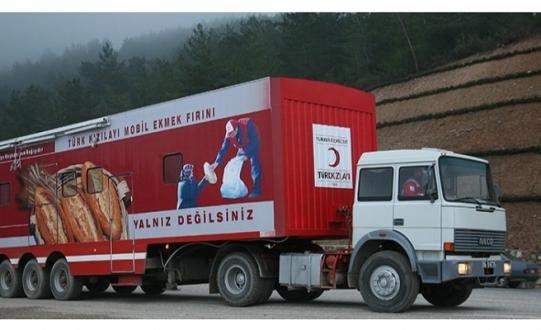 Beykoz Türk Kızılayı deprem bölgesine 3 yardım tırı gönderiyor!