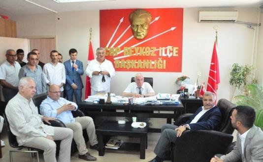Başkan Murat Aydın, Aydın Düzgün ile ne görüşecek?
