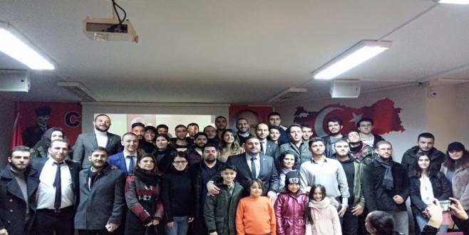CHP Beykoz Gençlik Kolları Başkanı belli oldu!