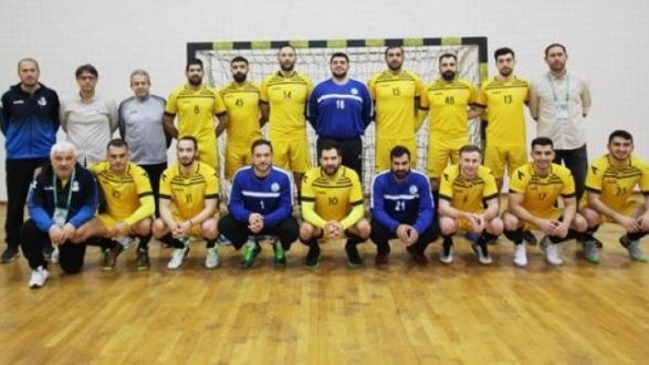 Beykoz Belediyespor Yarı Final'de!