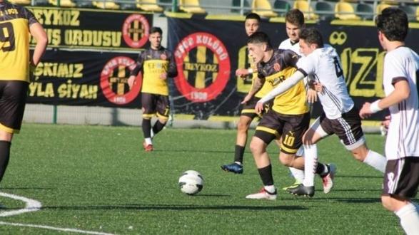 Beykoz 1908 U-19, yarım düzine gol attı!