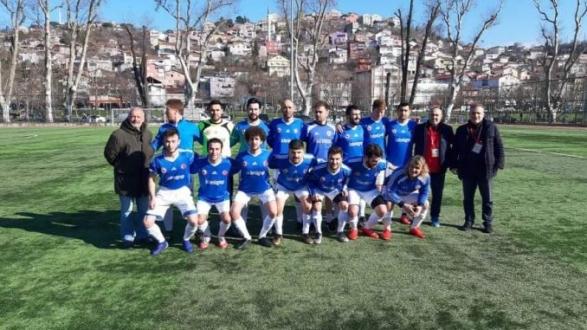 Göllü Köyü, gol oldu yağdı! 6-0