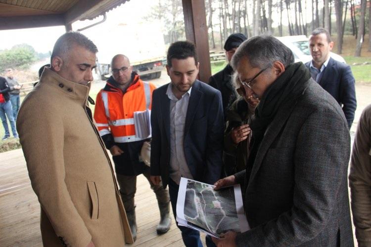 Murat Aydın'dan Beykoz'a büyük projeler!