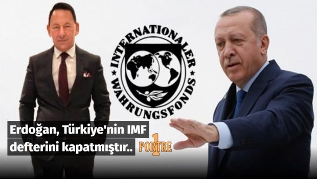 """Cengiz Aygün; """"IMF Defteri Kapanmıştır!"""""""