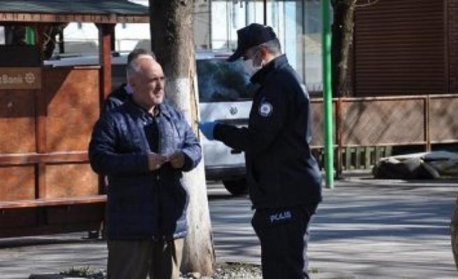 Beykoz'da 65 yaş üstüne ceza yağıyor!