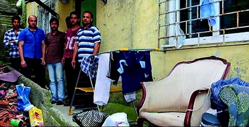 CHP Yenimahalle'den Afgan vatandaşlara yardım talebi