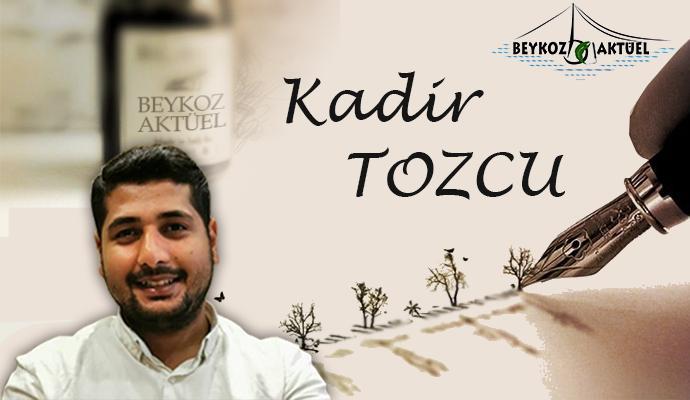 Kadir Tozcu – Sokaktan özbilince yansıma