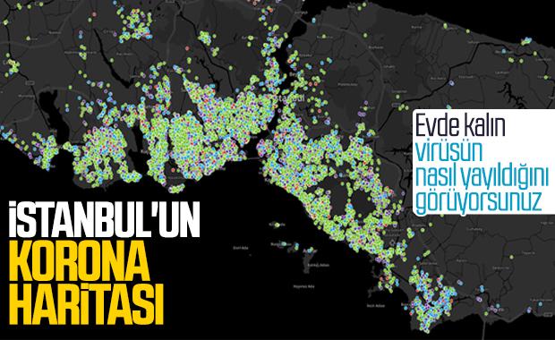 Beykoz'da hangi mahallelerde ne kadar koronavirüs hastası var?
