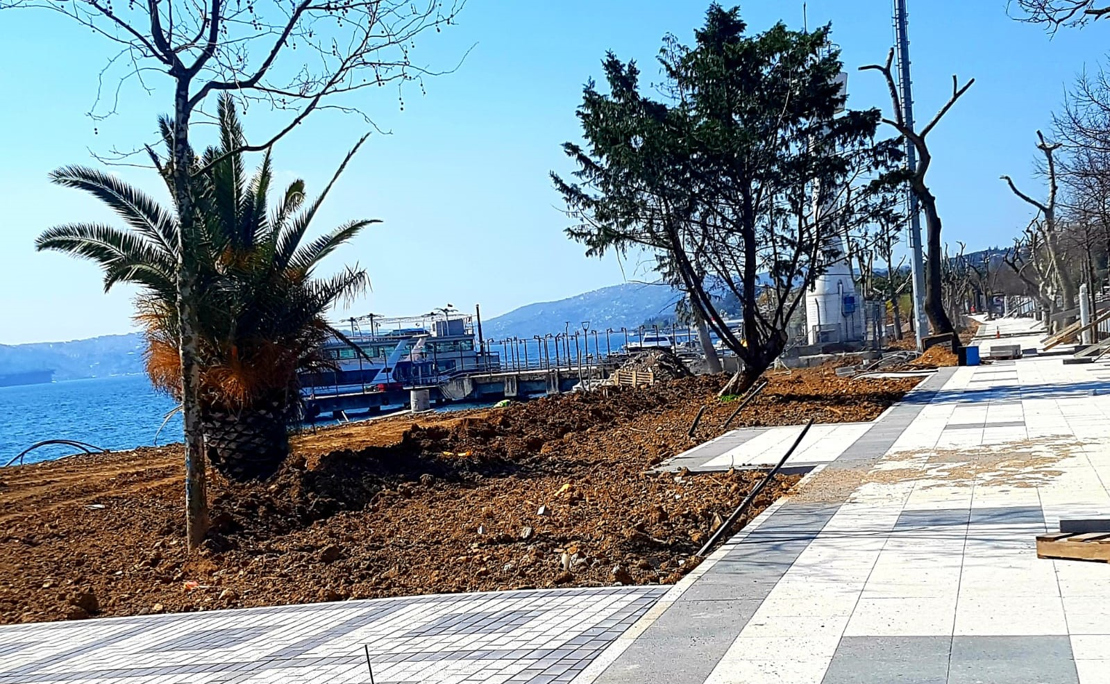 Beykoz sahilleri yeni haliyle şenlenecek!