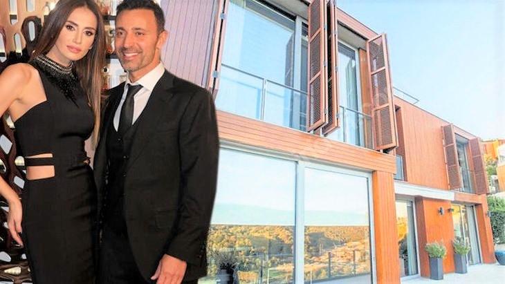 Mustafa Sandal villasını satışa çıkardı: Fiyatı dudak uçuklattı!