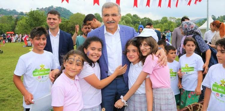 Beykoz'un çocukları Murat Aydın'dan ne istiyor?
