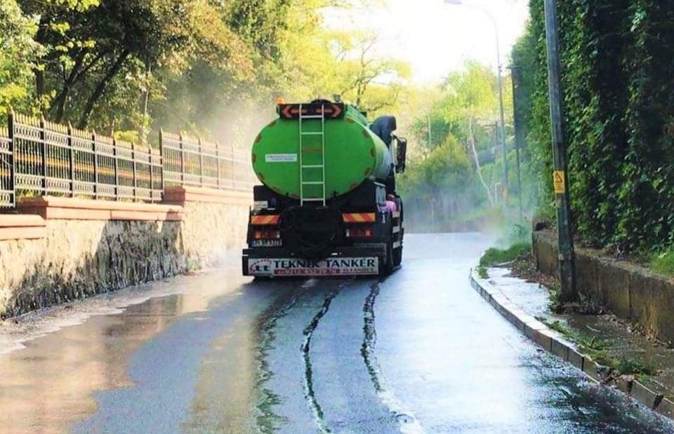 Beykoz'da destansı bir temizlik öyküsü!