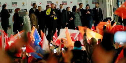 AK Parti Beykoz İlçe kongresi için düğmeye basıldı!