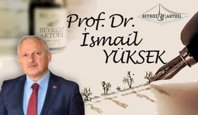 Prof Dr. İsmail Yüksek – Yeni Dünya Düzeninde Eğitim nasıl olmalı?