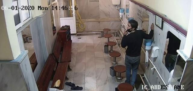 Beykoz'da yok artık dedirtecek hırsızlık vakası!