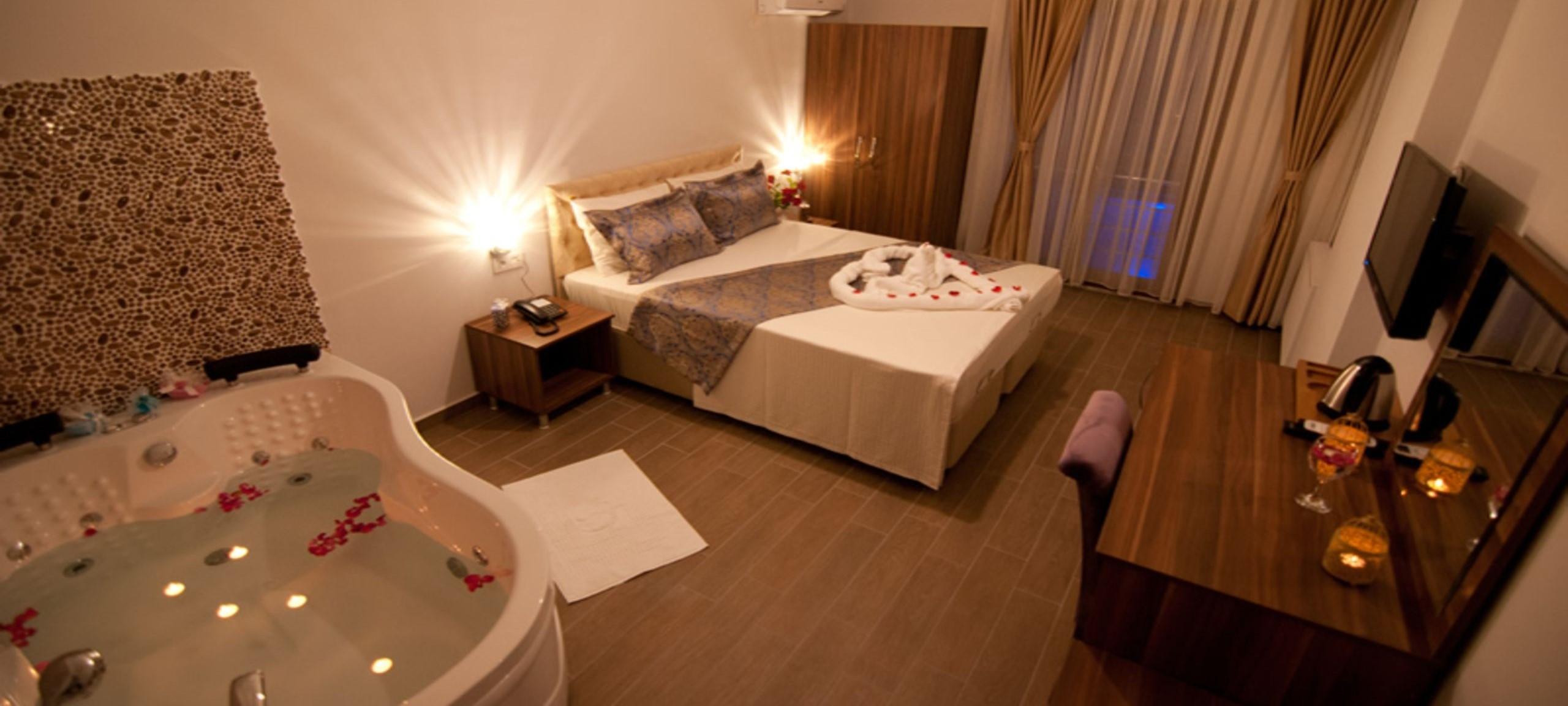 Ağva'da güzel bir tatilin adresi Defne Hotel!