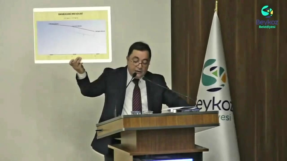 Cemal Sataloğlu'ndan Beykoz Belediyesi'ne eleştiriler