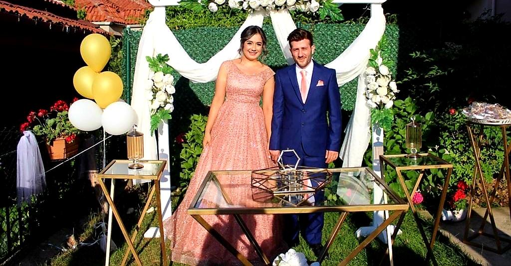 Zekai Öztürk – Eda Akkurt çifti nişanlandı