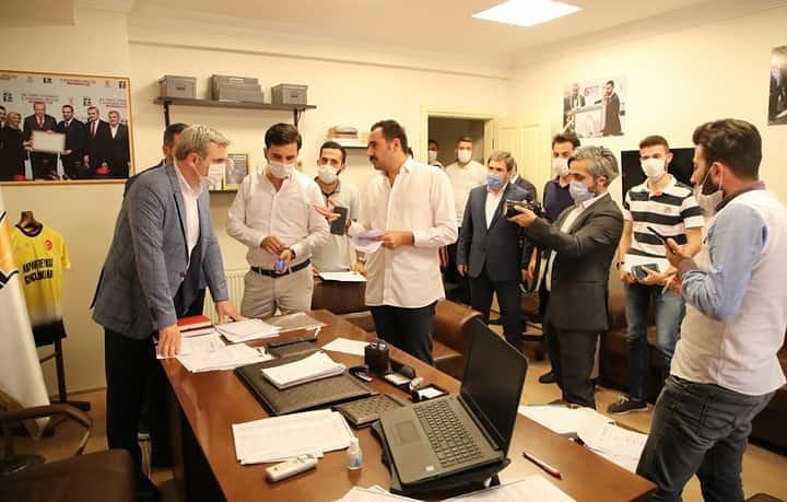 AK Parti Beykoz'da farkını ortaya koydu: Hedef 50 bin kişi