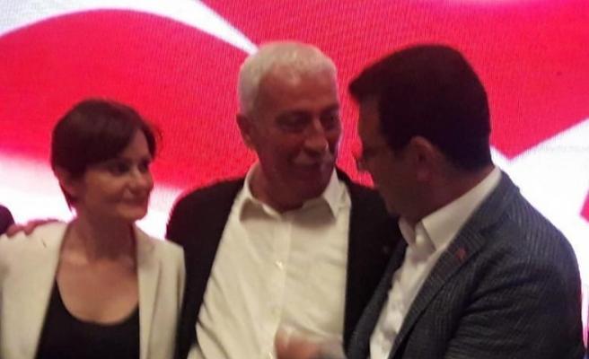 CHP Beykoz, Canan Kaftancıoğlu yalnız değildir dedi!