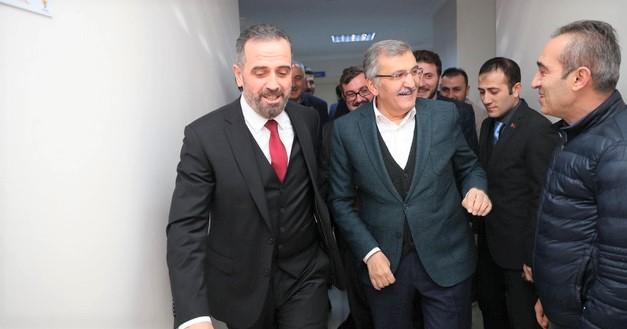 Hanefi Dilmaç ile Murat Aydın'ın arasından su sızmıyor!