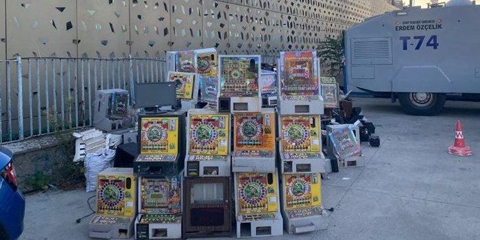 Beykoz'da kumar hareketliliği: Operasyon geldi!