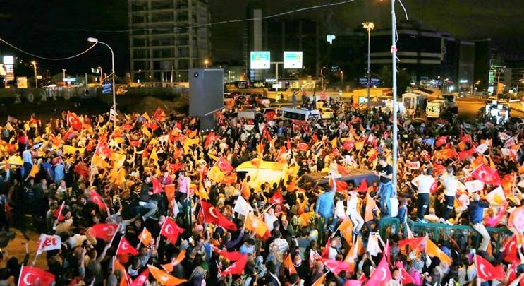 AK Parti Beykoz İlçe Başkanlığı'nda adaylar netleşiyor!