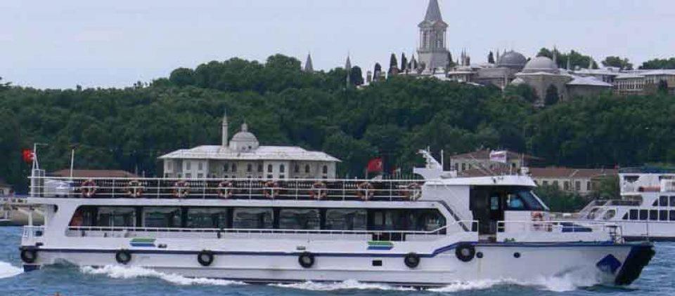 Karar bekleniyordu: Beykoz'dan boğaz turu başladı