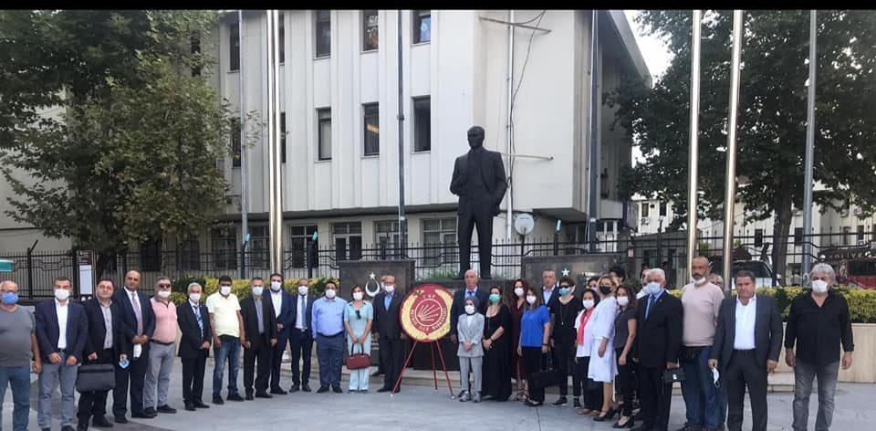 Chp, Beykoz'da 97. yılını kutladı