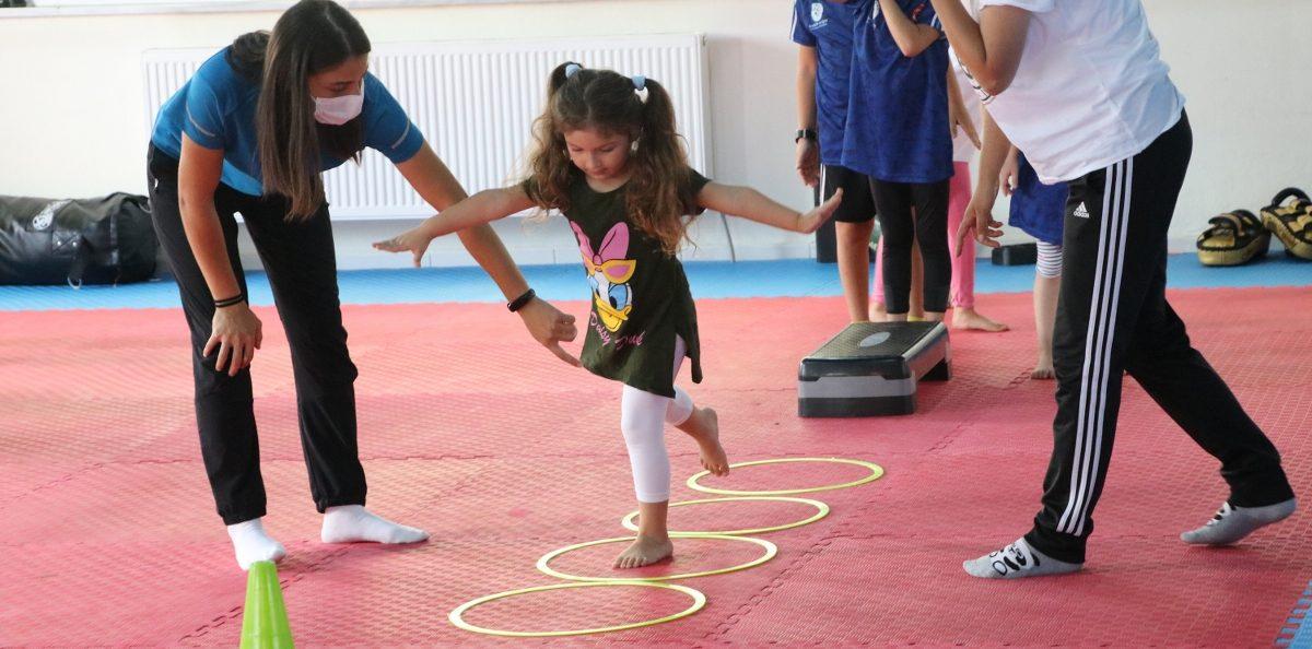 Beykoz'da kaç branşta spor eğitimi var?