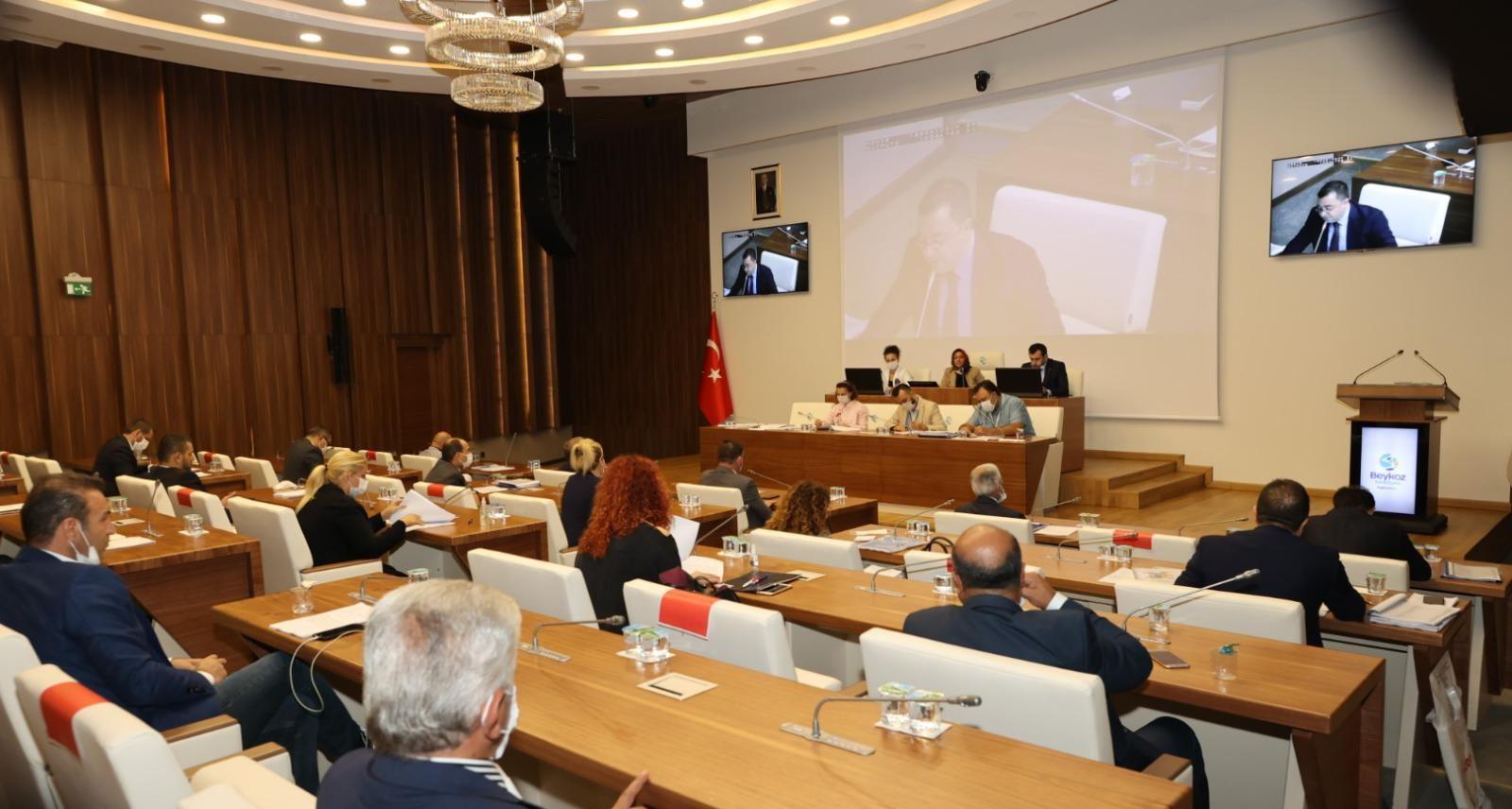 Beykoz Belediyesi yıllık bütçesi 698 Milyon 500 Bin TL