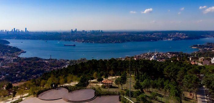 İstanbul, Beykoz'un ayaklarının altındadır!