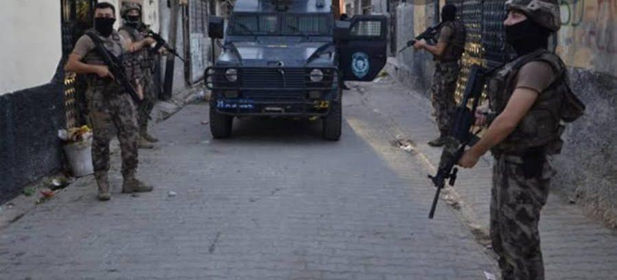 Özel timler geldi: Beykoz'da DEAŞ operasyonu!