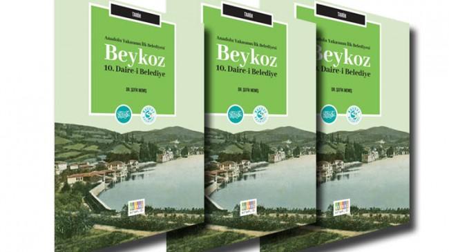Anadolu yakasının ilk Belediyesi Beykoz