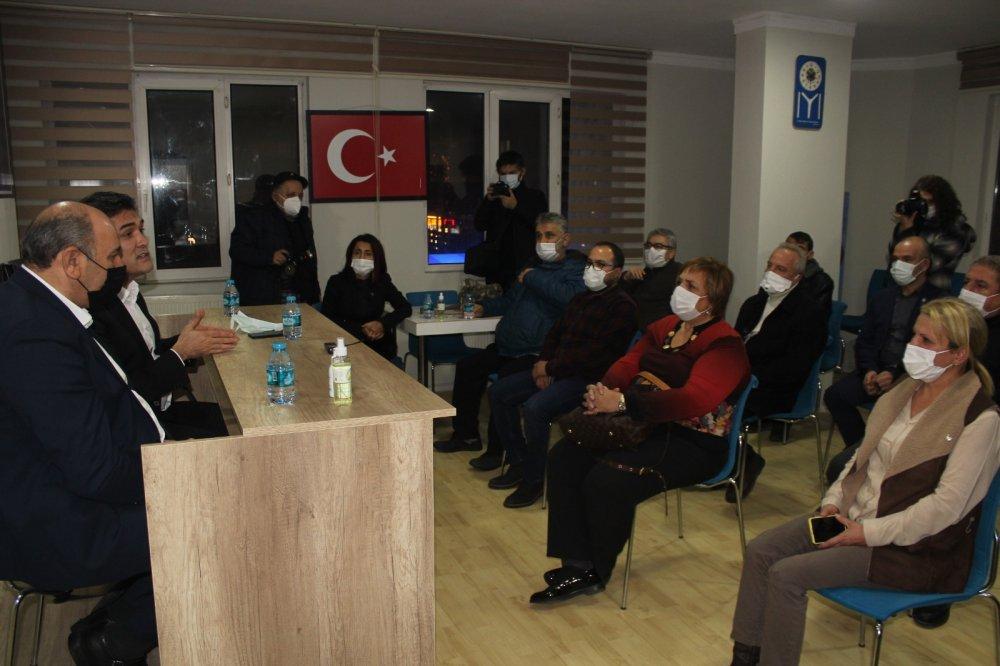 İYİ Parti Beykoz'da hareketli günler
