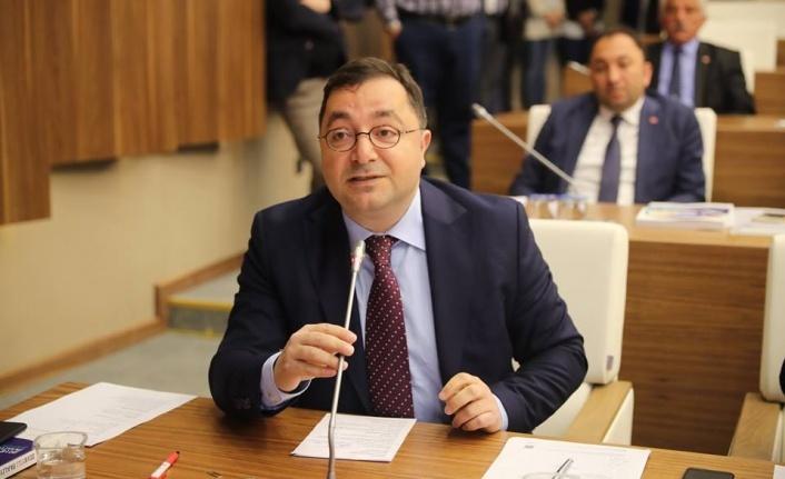 CHP'li Cemal Sataloğlu'ndan soru önergesi