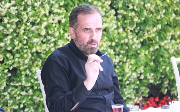 AK Parti İlçe Başkanı'ndan CHP'ye başörtüsü çıkışı